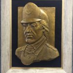 General Francis Marion - Bronze Relief